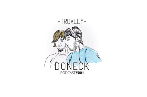 Quem faz as honras da casa, é a dupla DoNeck