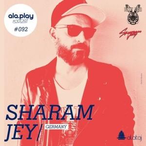 #092 @ Sharam Jey